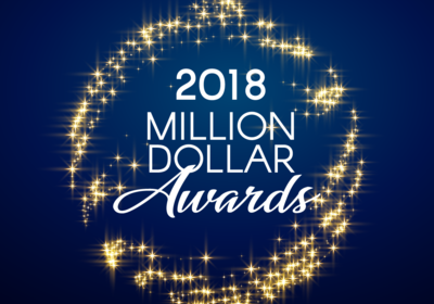 Million Dollar Awards Banquet - Save the Date