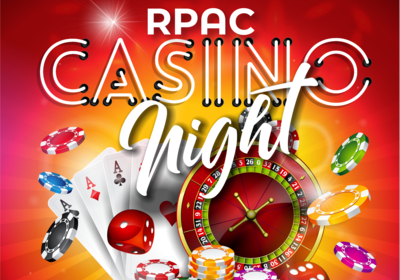 Purchase your tickets for Casino Night - July 16th