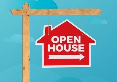 Important Information regarding Open Houses