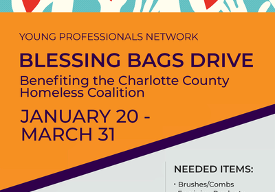 Donate to Our Blessing Bags Drive